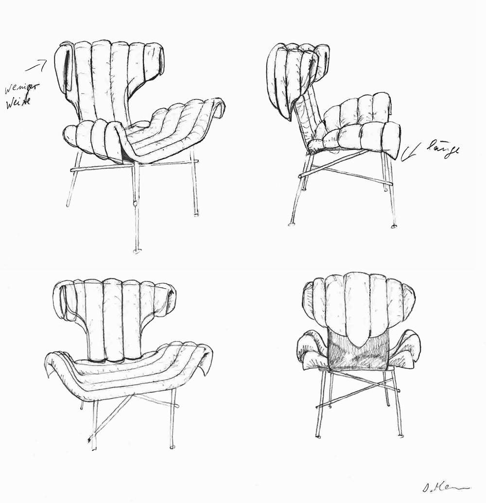 Cassia Chair