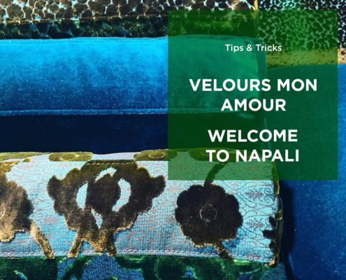 Velours mon Amour- welcome to napali